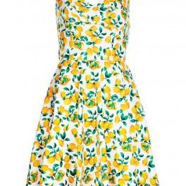 Citrónkové šaty (náhled)