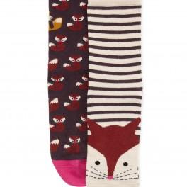 Liščí ponožky (náhled)