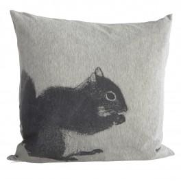 Polštář s veverkou (náhled)