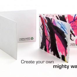 Kreativní peněženka (náhled)