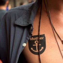 Mom tattoo (náhled)