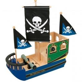 Pirátská loď (náhled)