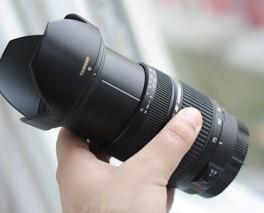 Objektiv Canon EF-S (náhled)
