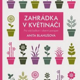 Kniha Zahrádka v květináči (náhled)