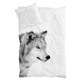 Povlečení s vlkem (náhled)