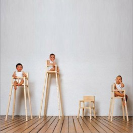 Highchair pro batolata (náhled)
