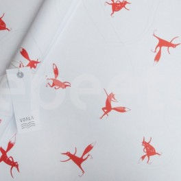 Lišky na bruslích (náhled)