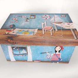 Krabice pro malé námořnice (náhled)