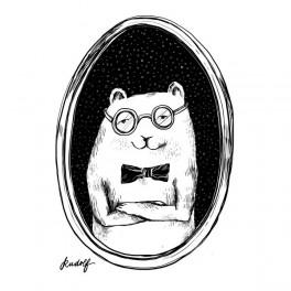Zvířecí portrét (náhled)