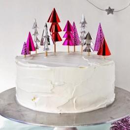 Vánoční dort (náhled)