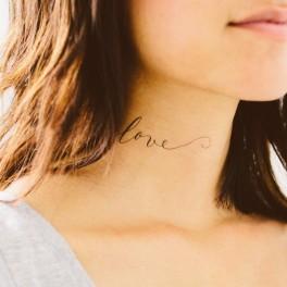 Zamilované tetování (náhled)
