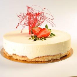 Jahodový dortík (náhled)