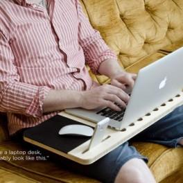 Podložka pod notebook (náhled)
