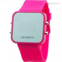 LED hodinky (náhled)
