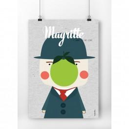 Plakát LITTLE MAGRITTE (náhled)