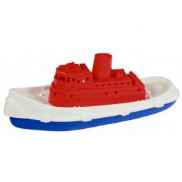 Retro loďka (náhled)