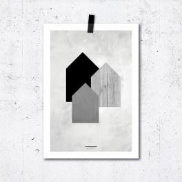 Plakát Domečky (náhled)