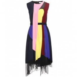 Hedvábné šaty (náhled)