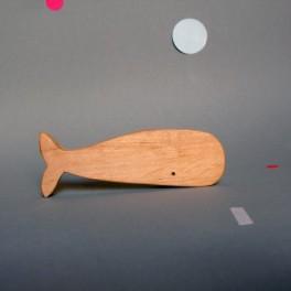 Dřevěná velryba (náhled)