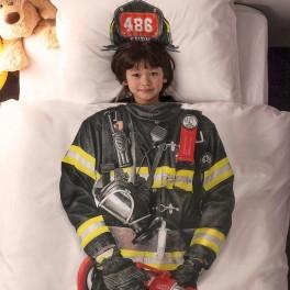Povlečení pro malé hasiče (náhled)