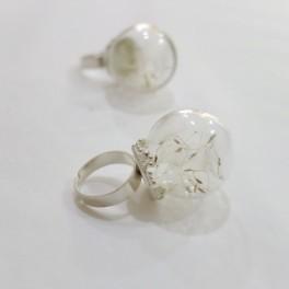 Prsten s chmýřím (náhled)