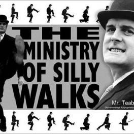 Monty Python cedule (náhled)
