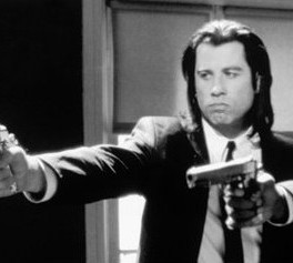 Pulp Fiction plakát (náhled)