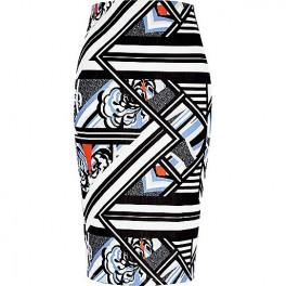 Pouzdrová sukně (náhled)