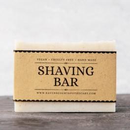 Veganské mýdlo na holení (náhled)