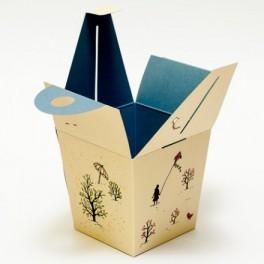 Krabička na dárek (náhled)