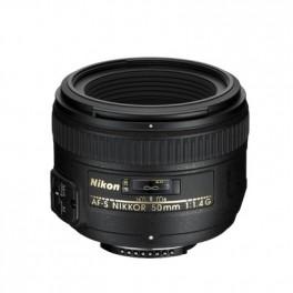 Objektiv Nikon 50mm (náhled)