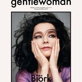 Časopis Gentlewoman (náhled)