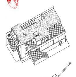 Plakát Vila Tugendhat (náhled)