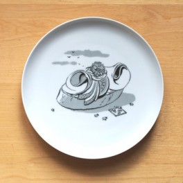 Chebíček na talíři (náhled)
