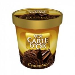 Čokoládová zmrzka (náhled)