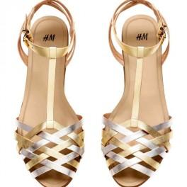 Páskové sandálky (náhled)