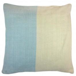 Modrobílý polštář (náhled)