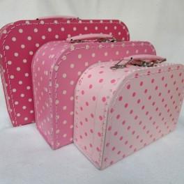 Puntíkaté kufříky (náhled)