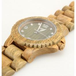 Dřevěné hodinky (náhled)