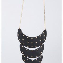 Kožený náhrdelník (náhled)