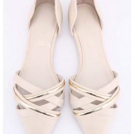 Béžové sandálky (náhled)