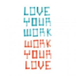 Miluj, co děláš... (náhled)