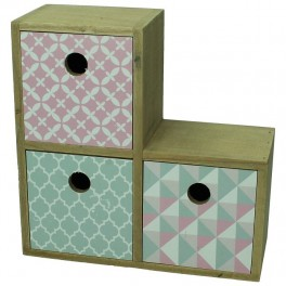 Skříňka s šuplíky (náhled)