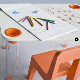 Designový stolek (náhled)