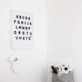 Plakát abeceda (náhled)
