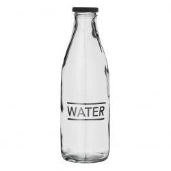 Skleněná láhev na vodu (náhled)