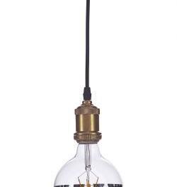 Stříbrná žárovka (náhled)