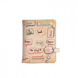 Komiksová peněženka (náhled)