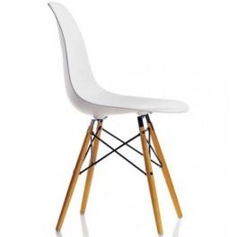 Bílá židle DSW (náhled)