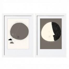 Měsíc a Slunce (náhled)